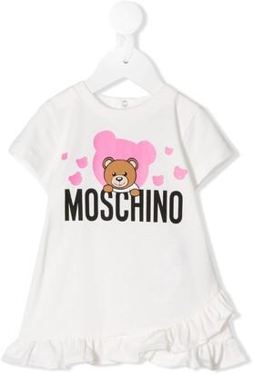 MOSCHINO BAMBINO Teddy Bear Dress