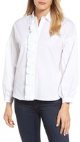 Gibson Women's Blouson Sleeve Shirt