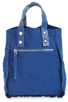 Comme des Garcons Small Nylon Tote - Blue