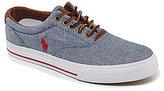 Polo Ralph Lauren Vaughn Chambray Sneakers