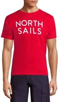 North Sails Logo Printed Tee