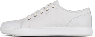 FitFlop Christophe Mens Toe-Cap Leather Sneakers