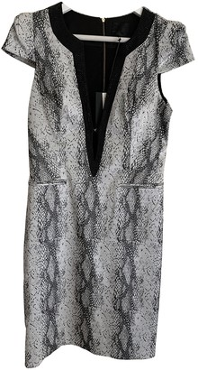 Gestuz Grey Polyester Dresses