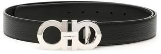 Salvatore Ferragamo Reversible Gancini Switch Belt