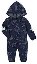 Andy & Evan Boys' Space Print Romper - Baby