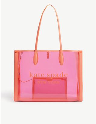 Kate Spade Clear tote bag