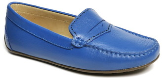 Driver Club Usa Union Square Perforated Penny Driving Loafer