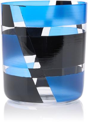 Lobmeyr Martino Gamper Neo Geometric Glass Tumbler
