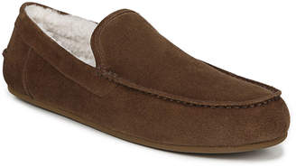 Vince Men's Gino Velour Suede Slippers