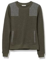 L.L. Bean Signature Quilted Sweatshirt