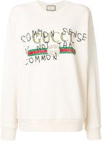 Gucci Coco Capitán logo sweatshirt