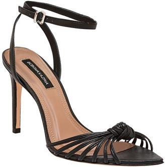 BCBGMAXAZRIA Delia Leather Sandal