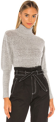 Leighton shoes One Grey Day Turtleneck
