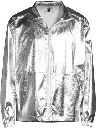 HUGO BOSS Metallic Bomber Jacket