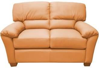 Omnia Leather Cedar Heights Loveseat Omnia Leather