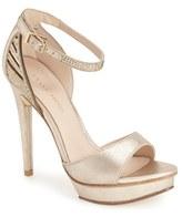 Pelle Moda 'Fenton' Ankle Strap Sandal