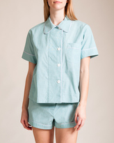 Araks Cotton Chambray Shelby Tia Pajama