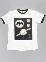 Junk Food Clothing Kids Boys Batman Constellation Tee-m-ew/bw