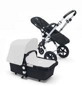 Bugaboo cameleon3 stroller base - aluminum/black frame