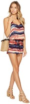 Dolce Vita Canyon Cruiser T-Back Romper Cover-Up Women's Jumpsuit & Rompers One Piece