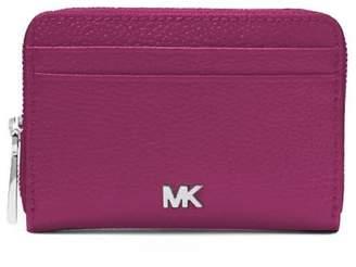 Michael Kors Mercer Garnet Small Wallet