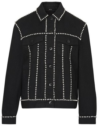 Burberry Feelee denim jacket