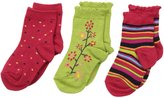 Country Kids Little Girls' Mix N Match Sock 3 Pair