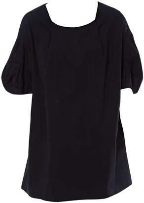 Marni \N Black Cotton Dresses