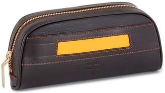 Acqua di Parma Tournee Business Leather Pochette