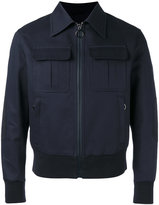 Neil Barrett military jacket - men - Cotton/Polyamide/Polyester/Viscose - S