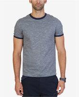 Nautica Men's Crew-Neck Heathered T-Shirt
