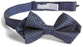 Nordstrom Boy's 'Joey Dot' Silk Bow Tie
