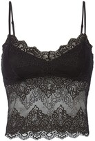 Only Hearts Lace Crop Cami