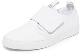Z Zegna California Velcro Low Top Sneakers