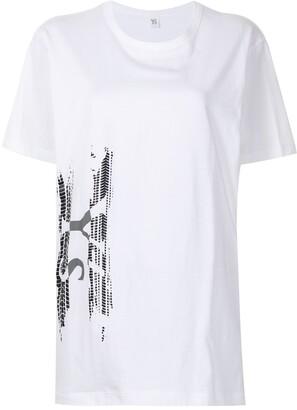 Y's Logo Print T-Shirt