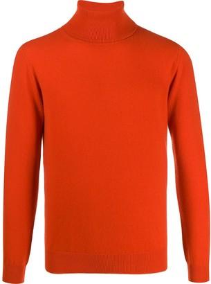 Laneus Rollneck Cashmere Sweater
