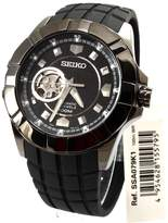 Seiko Men's Superior SSA079 Rubber Automatic Watch with Dial