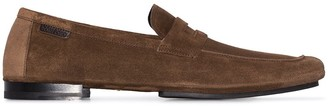 Tom Ford Berwick suede driving loafers
