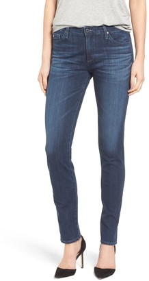 AG Jeans The Prima Cigarette Leg Skinny Jeans