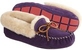 Acorn Women's Sheepskin Moxie Moccasin Slipper