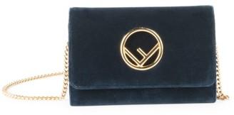 Fendi Small Velvet Wallet-On-Chain