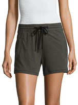 James Perse Relaxed Drawstring Sweatshorts