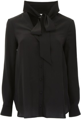 Alexander McQueen Pussy Bow Blouse