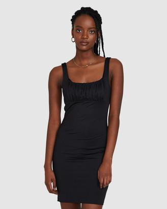 Don't Ask Amanda Samara Scruched Bodycon Dress