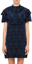 Karen Walker Wynette Ruffle Dress