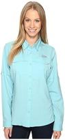 Columbia Lo Drag Long Sleeve Shirt Women's Long Sleeve Button Up