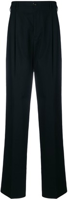Raf Simons Drop-Crotch Tailored Trousers