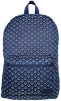 Armani Junior Logo Jacquard & Nylon Backpack