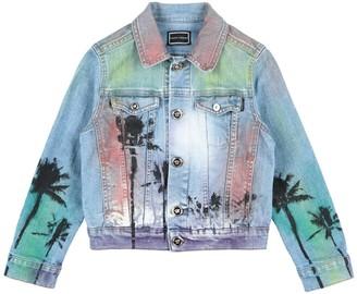 Versace YOUNG Denim outerwear