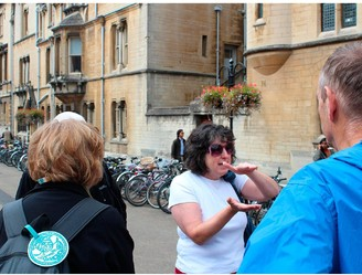 Virgin Experience Days Inspector Morse, Lewis and Endeavour Walking Tour of Oxford for Two